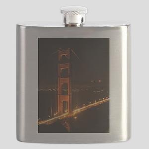 Golden Gate Bridge North Tower Flask