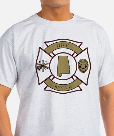 Alabama Dive Rescue T-Shirt