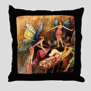 """Fairie Gifts"" Throw Pillow"