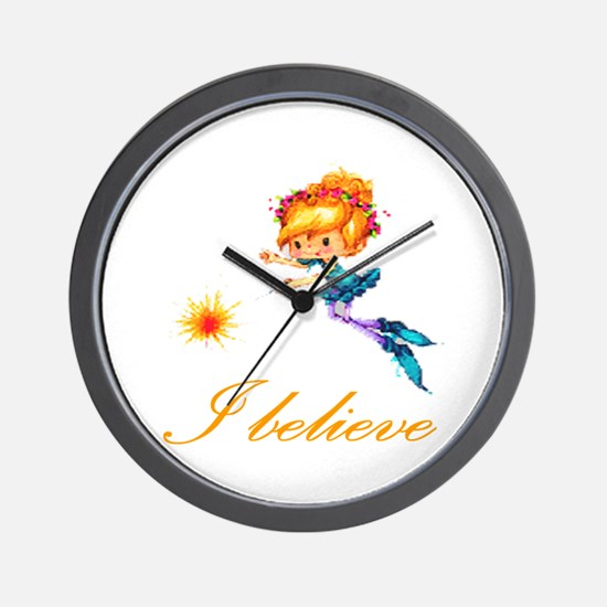 """Fairie Gifts"" Wall Clock"