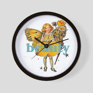 """""""Fairie Gifts"""" Wall Clock"""