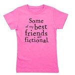 Fictional Friends Girl's Tee