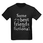 Fictional Friends Kids Dark T-Shirt