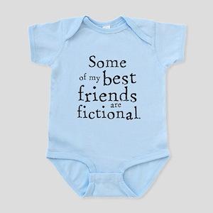 Fictional Friends Infant Bodysuit