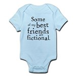 Fictional Friends Infant Bodysuit