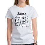 Fictional Friends Women's T-Shirt