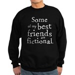 Fictional Friends Sweatshirt (dark)