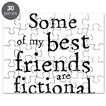 Fictional Friends Puzzle