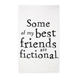 Fictional Friends 3'x5' Area Rug