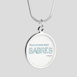 Color Guard Sabres Necklaces
