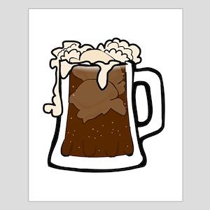 Root Beer Float Poster Design