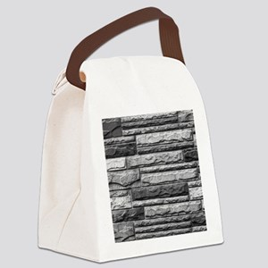Siding 8 Canvas Lunch Bag