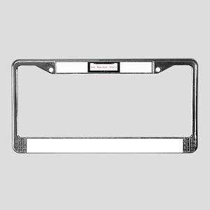 Illinois Nickname #1 License Plate Frame