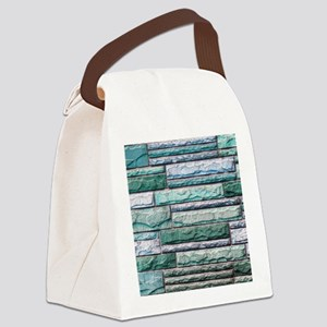 Siding 5 Canvas Lunch Bag