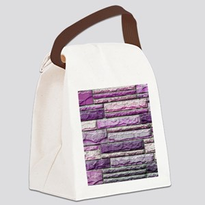 Siding 3 Canvas Lunch Bag