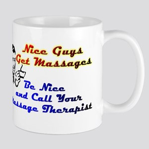 Nice Guys Post Card Mugs