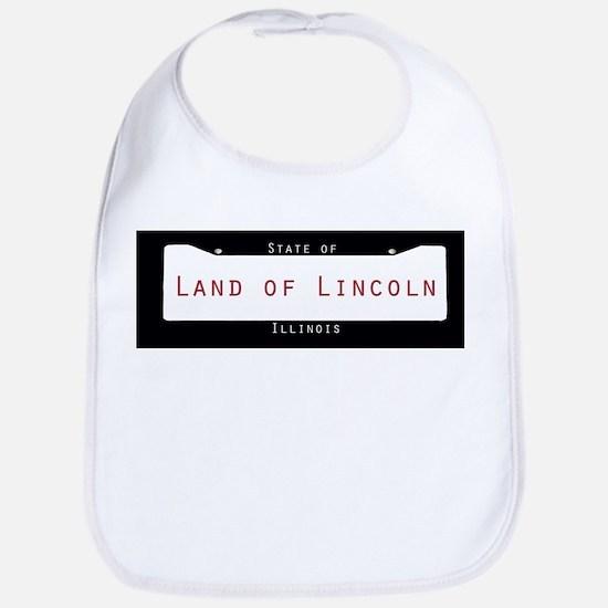 Illinois Nickname #2 Baby Bib