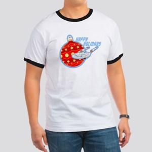 Star Trek Christmas Bauble T-Shirt