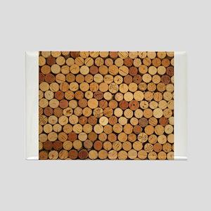 Wine Corks 6 Magnets