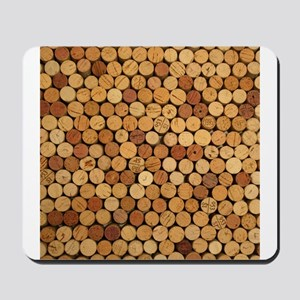 Wine Corks 6 Mousepad
