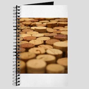 Wine Corks 5 Journal