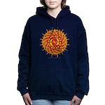 Celtic Sun Hooded Sweatshirt
