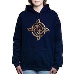 Celtic Rock Knot Hooded Sweatshirt