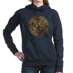 Celtic Dog Hooded Sweatshirt