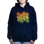 Celtic Leaf Tesselation Hooded Sweatshirt