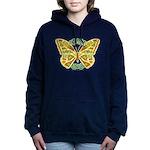 Celtic Butterfly Hooded Sweatshirt