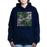 Celtic Knotwork Puzzle Square Hooded Sweatshirt