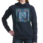 Celtic Atlantis Opal Hooded Sweatshirt