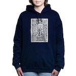 Celtic Knot Bare Branche Women's Hooded Sweatshirt