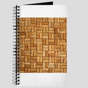 Wine Corks 3 Journal