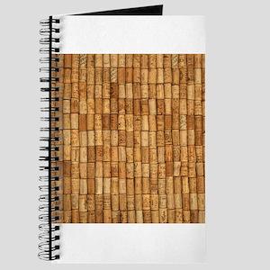 Wine Corks 2 Journal
