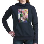 Wine and Candy Hooded Sweatshirt