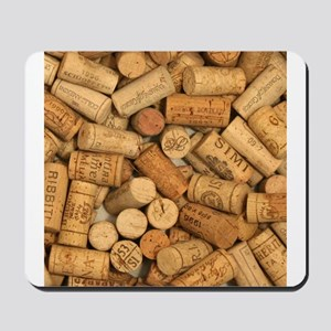Wine Corks 1 Mousepad