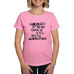 Pain Is Women's Dark T-Shirt