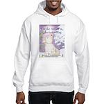 Little Wolf's Christmas Hooded Sweatshirt