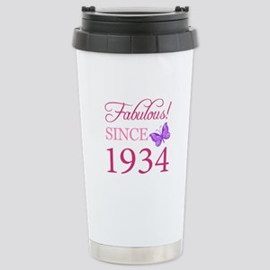 Fabulous Since 1934 Stainless Steel Travel Mug