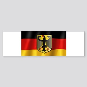 3DGermaneagle Bumper Sticker