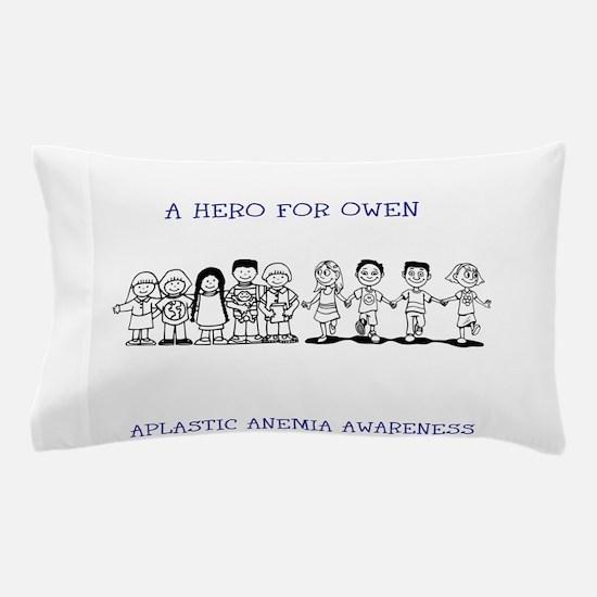 APLASTIC ANEMIA AWARENESS Pillow Case