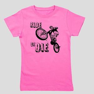 RIDE OR DIE Girl's Tee