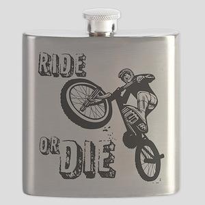 RIDE OR DIE Flask