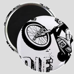 RIDE OR DIE Magnets