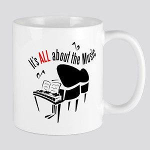 All About the Music Mug