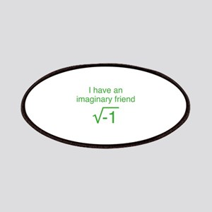 I Have An Imaginary Friend Patches
