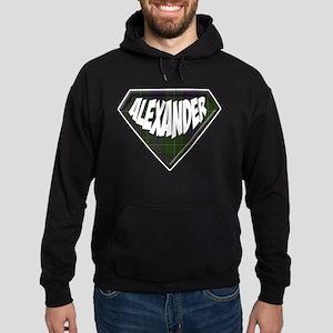 Alexander Superhero Hoodie (dark)