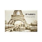 Paris Is Always A Good Idea Rectangle Magnet
