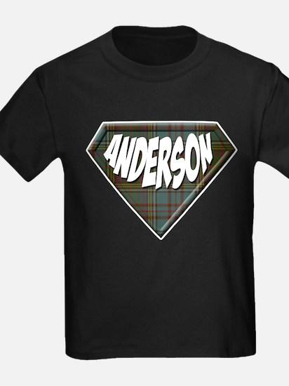 Anderson Superhero T
